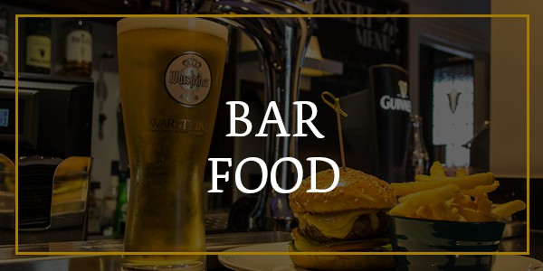 Modern Bar food menu perfect for Wolverhampton Wanderers match days