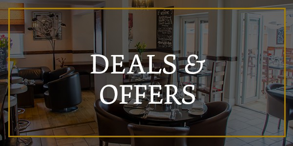 deals and offers at Hamiltons Restaurant in Wolverhampton
