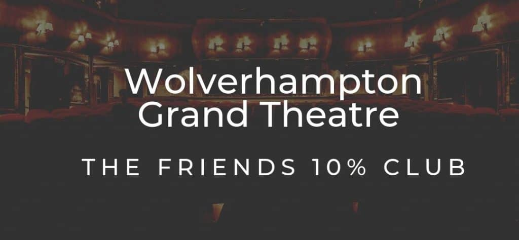 wolverhampton grand pre theatre dining