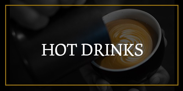 hot drinks being served by barista at Hamiltons Restaurant in Wolverhampton
