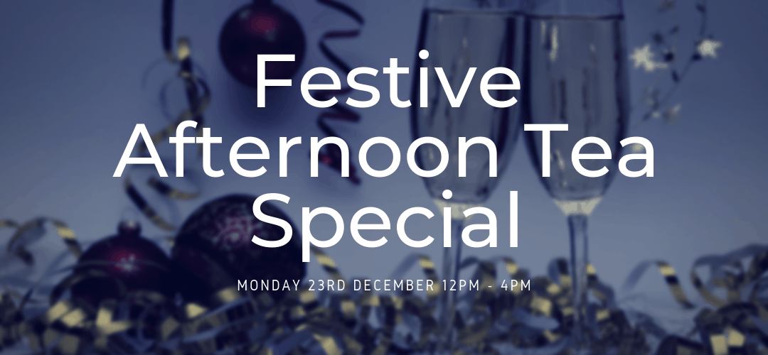 Festive Afternoon Tea Wolverhampton