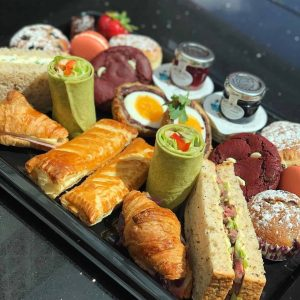 Fathers day afternoon tea near me