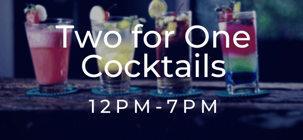 Cocktail deal 2 4 1