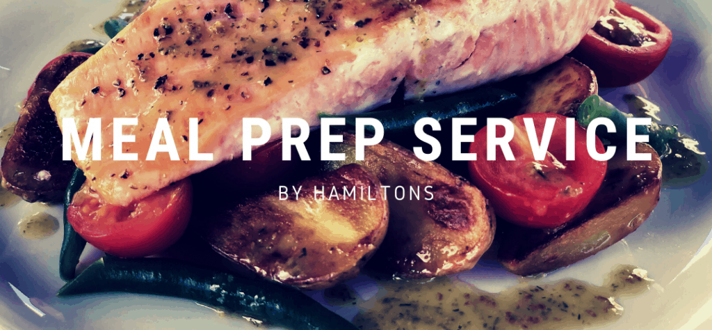 meal prep service by hamiltons