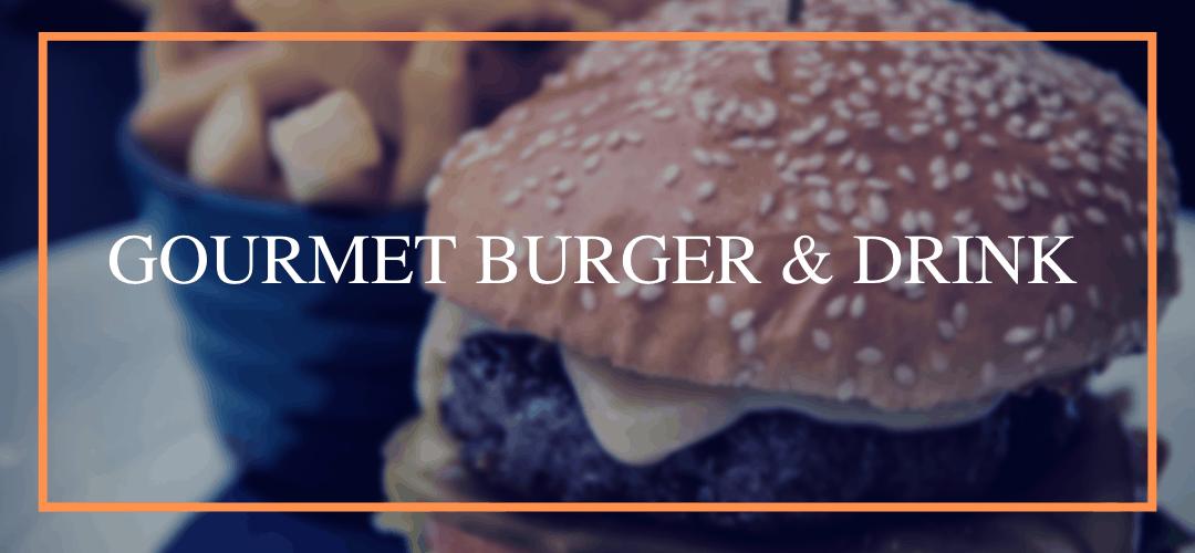 Gourmet Burgers @ Hamiltons