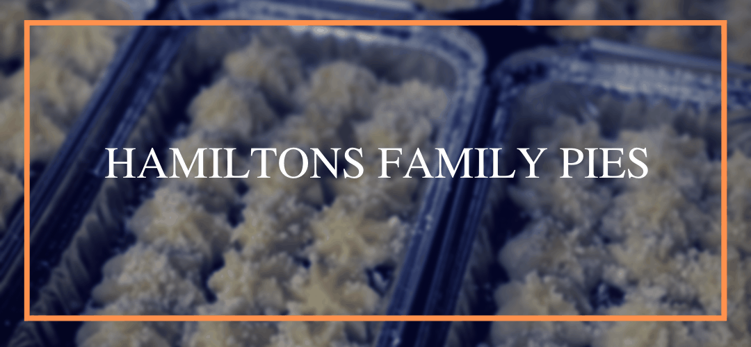 Family Pies by Hamiltons Restaurant