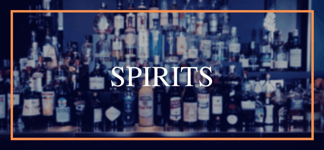 Spirits at Hamiltons Restaurant